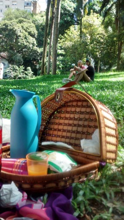 Lugares para Picnicar/ Parque Buenos Aires/ Picnic de Ideias/Marianne Zasso/Mare Zasso